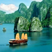 diem du lich ha long