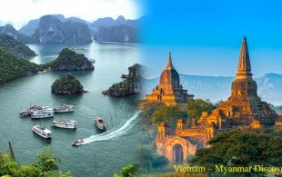 Vietnam and Myanmar 11D10N