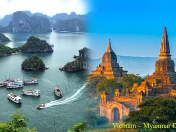 Vietnam and Myanmar 11D10N