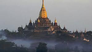 ananda temple Yangon Myanmar