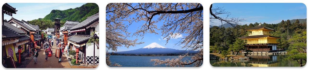 NIKKO – TOKYO – PHÚ SỸ 1