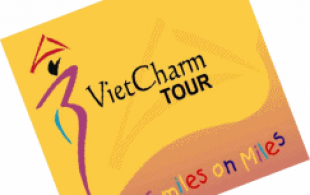 Vietcharm Tour-Yellow&White