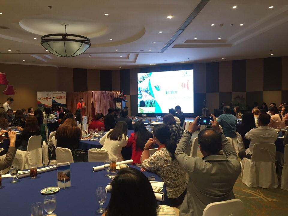 giới thiệu Du lịch Việt Nam tại Philippines