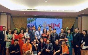 giới thiệu Du lịch Việt Nam tại Philippines3