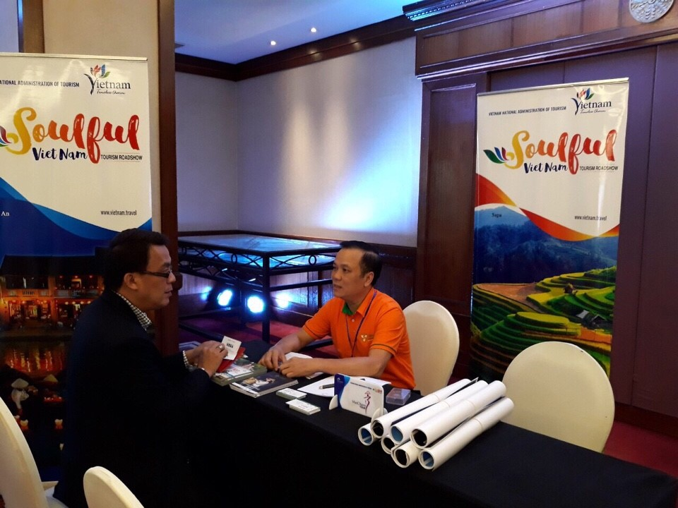 giới thiệu Du lịch Việt Nam tại Philippines4