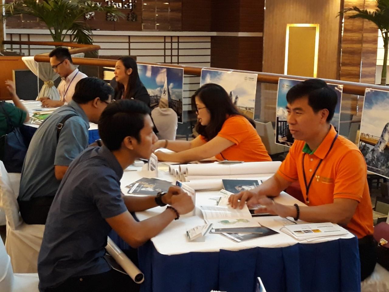 giới thiệu du lịch Việt Nam tại Jakarta3