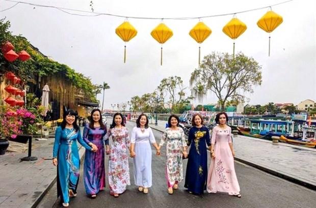 women_encouraged_to_wear_ao_dai_for_weeklong_cultural_event